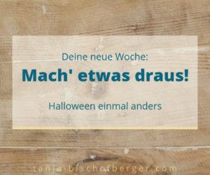 Halloween einmal anders